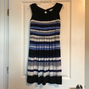 Women's multi colored dress